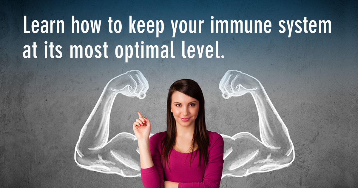 how to keep your immune system clean